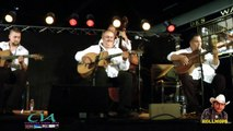 "DI MAURO SWING "" SINTI MANOUCHE "" FESTIVAL JAZZ MANOUCHE CITE DU TRAIN A MULHOUSE ALSACE JUIN 2015"