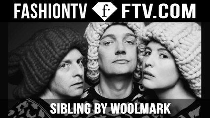 Sibling by Woolmark Spring/ Summer 2016 | London Collection: Men | FashionTV