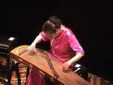 "Musique chinoise traditionnelle classique: Liu Fang - ""Promenade à Guangling"",  zheng solo"