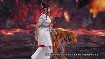 Tekken 7   Kazumi JAPAN BANZAI BANZAI BANZAI BANZAI BANZAI BANZAI