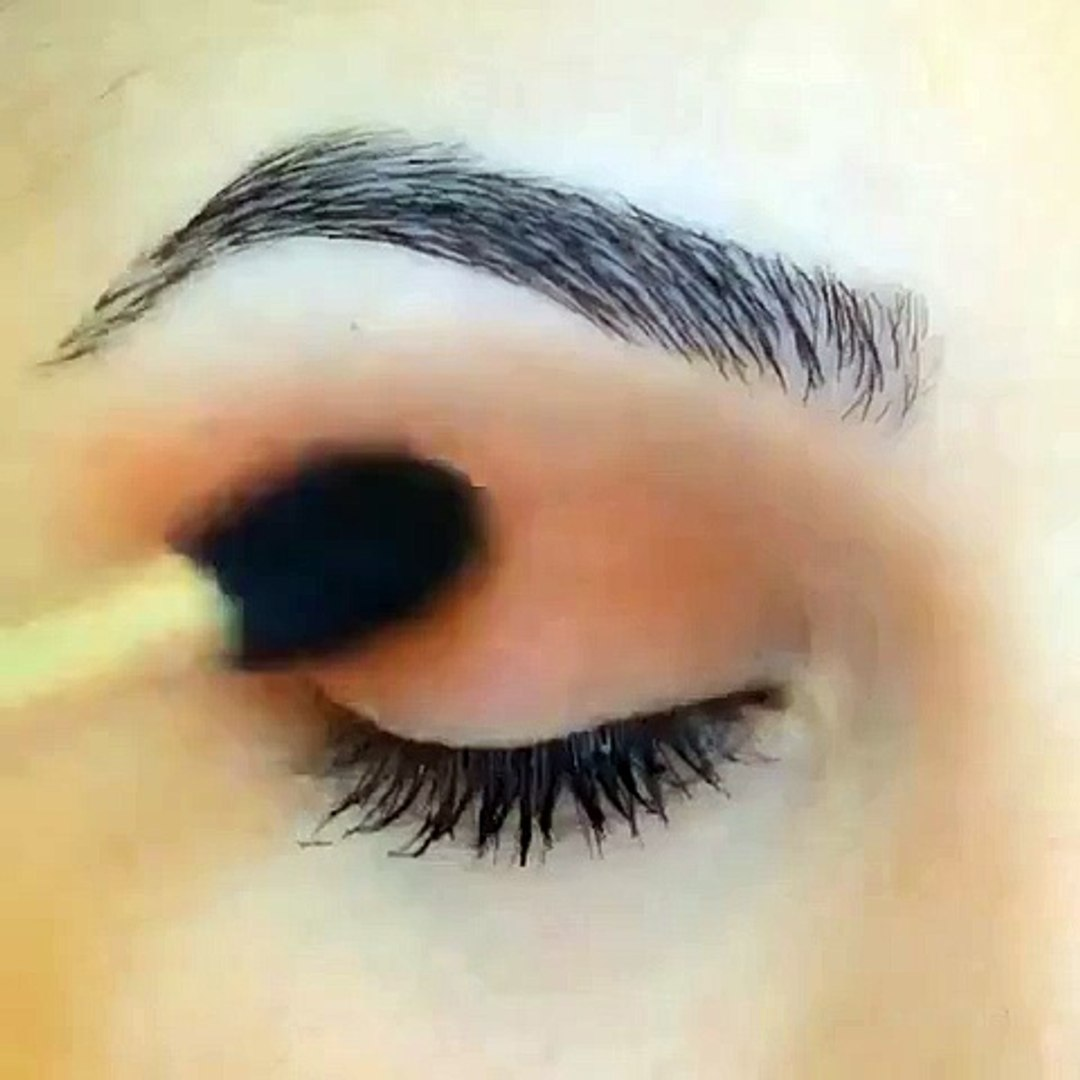 Eye Makeup & Eyebrow shape for Girls Tips No   (229)