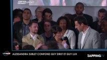 Alessandra Sublet enchaîne les bourdes lors de la cérémonie de candidature de Paris aux JO 2024 !
