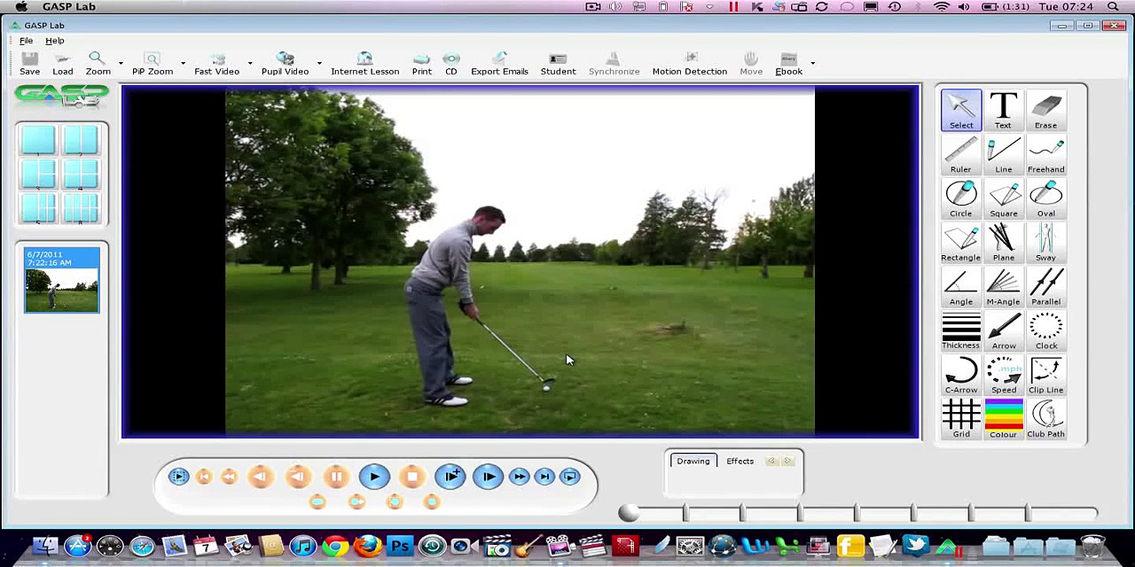 Golf Backswing Lesson Improve Your Ball Striking