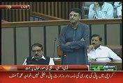Asad Umar to Khawaja Asif -Kuch Sharam Hoti Hai, Kuch Haya Hoti Hai- in Parliament