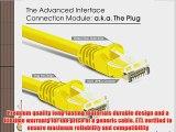 GearIt (20 Pack) 6 Feet Cat6e Ethernet Patch Cable - Computer LAN Network Cord Orange - Lifetime