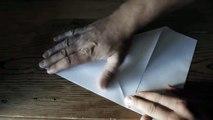 Cómo hacer un avión de papel que Vuela Siempre - avion de papel infinito