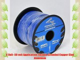 6 Rolls 14 gauge 100 Feet Power Cable Car Audio Primary Remote Wire Copper mix