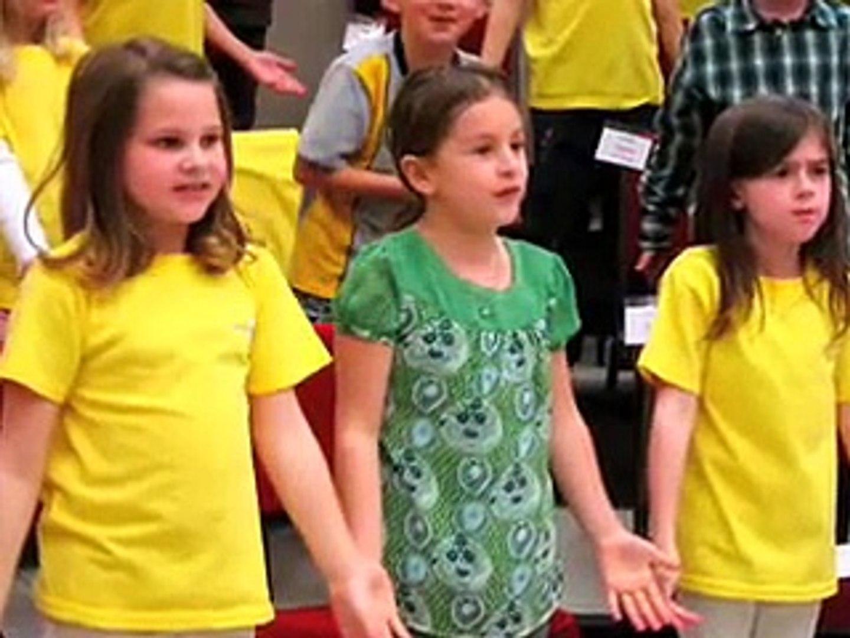 Grace Kids Music Spring Sing