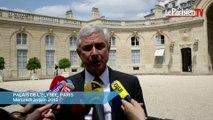 Claude Bartolone : «Nous devons être intransigeants avec les Etats-Unis»