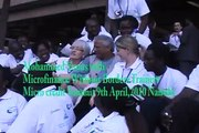 Mohamed Yunus and Microfinance without Borders trainers.avi