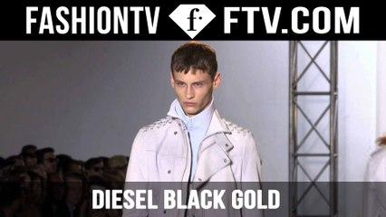 Diesel Black Gold Show Spring/Summer 2016 | Milan Collections: Men | FashionTV