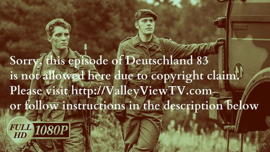 Watch Deutschland 83 Online