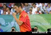 Pekin 08 Wang Liqin vs Tan (Cuartos de final)