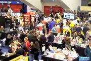 Macworld Video: Macworld Expo show floor grab bag