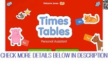 Times Tables Personal Assistant : Math can be fun! (Kindle Tablet Edition) Top List