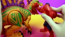 Marvel Avengers Assemble Hulk Rojo De Ira Vs. El increíble HULK y Toy Story Sarge del hel