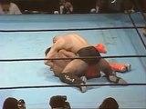 Bas Rutten's Career MMA Fight #10 vs. Manabu Yamada
