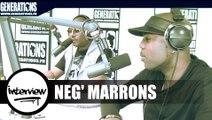 Neg' Marrons - Interview #ValeurSûre (Live des studios de Generations)