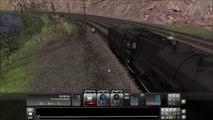 Railworks 3 Train Simulator 2012 K4 Steam Train (Test Run)