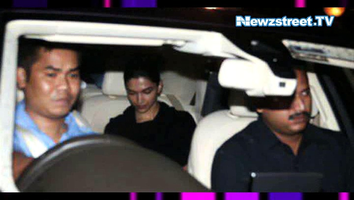 Deepika-Ranveer's get away for intimate dinner
