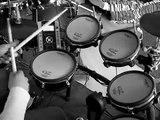 Herbie hancock spank-a-lee drums cover Jolinio