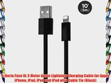 X-Doria Fuse XL 3 Meter Apple Lightning Charging Cable for Apple iPhone iPad iPod and iPod