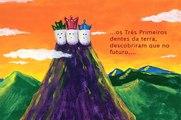 Higiene bucal infantil - Trailer do livro A Boca Mágica - Higiene bucal e literatura