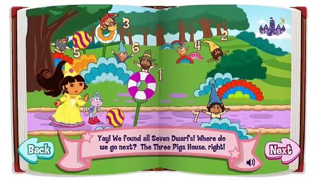 Dora The Explorer -  Dora's Fairytale Fiesta