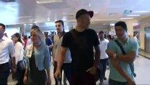 Fernandao İstanbul'a geldi