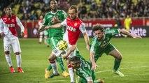 HIGHLIGHTS : AS Monaco 1-1 AS Saint-Etienne