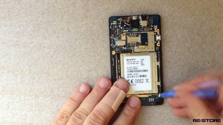 Замена защитного стекла(экрана, дисплея, разборка) Sony Xperia E