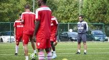 CFA : AS Monaco 1-1 AS Béziers, Highlights