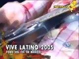 Zoe - Veneno:::(Vive Latino 2005)