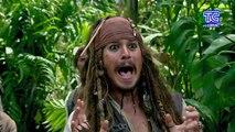 Piratas del Caribe - Costas extrañas