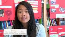L'inclusion scolaire des élèves allophones. Temoignages de Tzu-ling et Leandro