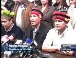 CONDENAN MASACRE 34 MUERTOS INDIGENAS-POLICIAS PERU AMAZONAS BAGUA 5/JUN/09