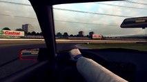 Live For Speed (LFS) Drift Training (Mouse drift)