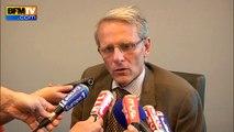 """Haute-Savoie: """"une arme braquée"""" sur deux des pompiers agressés, dit le procureur"""