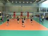 Volleyball England National Cup Final: University of London vs Polonia