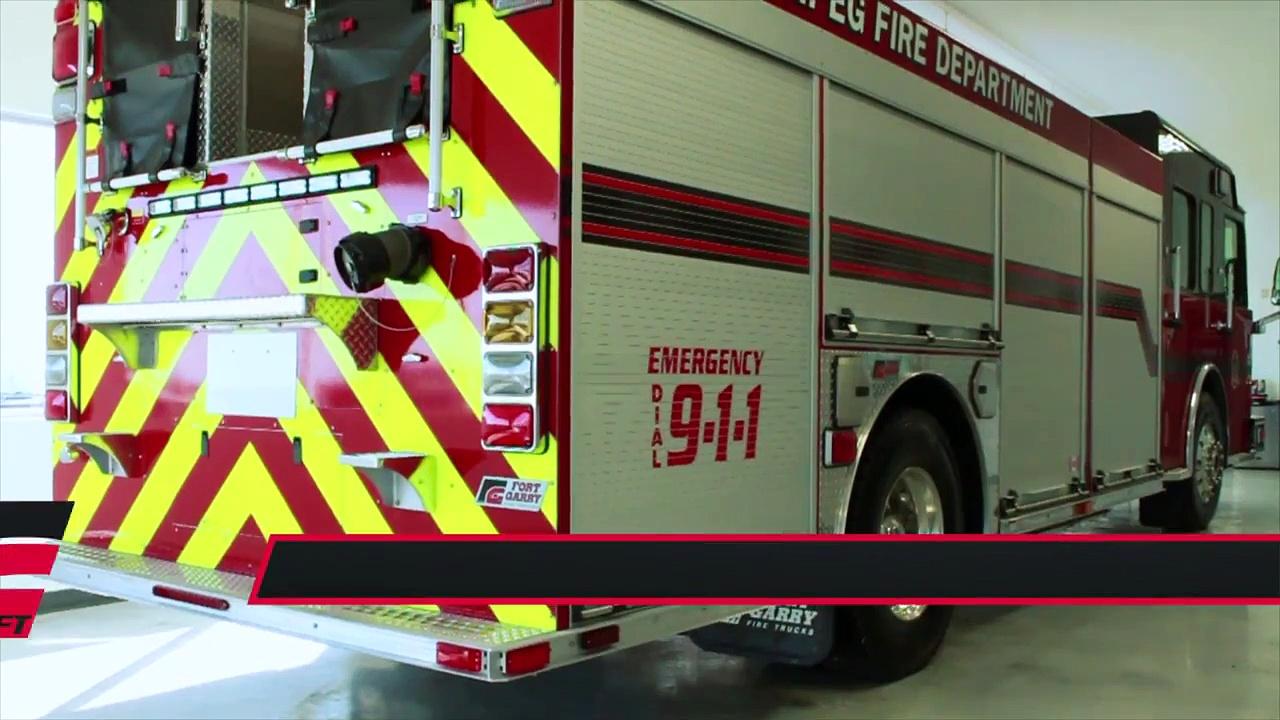 Fort Garry Fire Trucks: Winnipeg Trucks