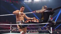 Rey Mysterio vs. Alberto Del Rio: Raw, Jan. 13, 2014