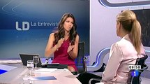 15 mayo 2012 - Cristina Cifuentes, Delegada del Gobierno en Madrid en Los desayunos de TVE