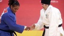 Saudi Arabia's 1st Female Judo Athlete Loses