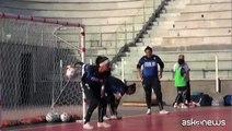 """Calcio a 5, a Roma la """"prima"""" della Nazionale italiana femminile"""