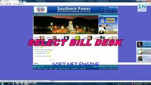 Hindi- How to Pay online electricity bill in Madhya Pradesh