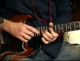 """Playing Guitar Hero II Songs on Electric Guitar : How to Play """"Sweet Child o' Mine"""" by Guns n' Roses"""
