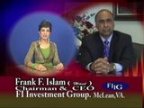 Interviews of Frank Islam, Frank Islam Investment Group