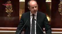 J.J. Urvoas se félicite d'une loi protectrice des libertés publiques