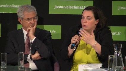 Forum Climat - Emmanuelle Cosse (EÉLV)