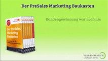 PreSales-Marketing-Baukasten